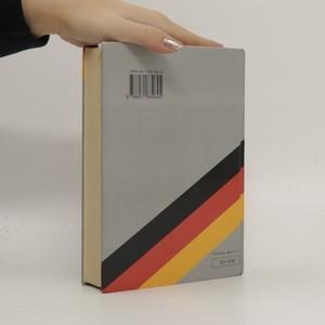 antikvární kniha Němčina pro jazykové školy s novým pravopisem 2, 2002