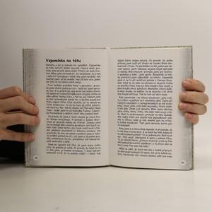 antikvární kniha Kapka do žil, 2018