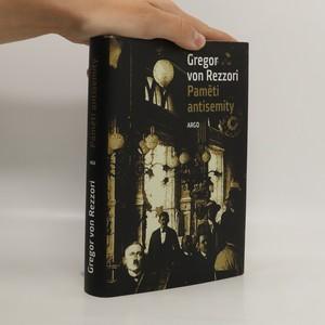 náhled knihy - Paměti antisemity