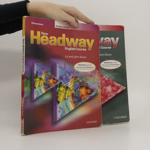náhled knihy - New Headway English course elementary (student's book + workbook)