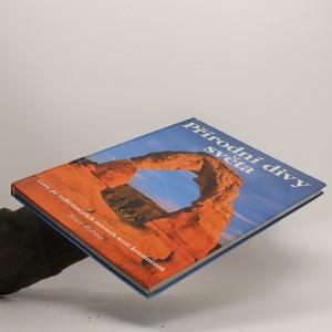 antikvární kniha Přírodní divy světa, 2004