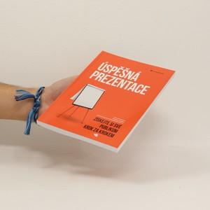antikvární kniha Úspěšná prezentace, 2018