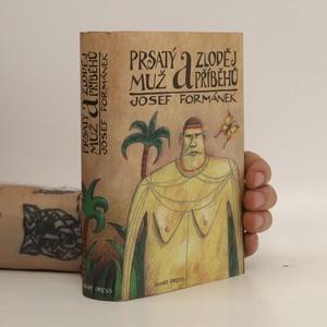 náhled knihy - Prsatý muž a zloděj příběhů : na motivy deníků Prsatého muže