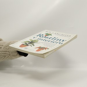 antikvární kniha Rostliny v interiéru, 2000