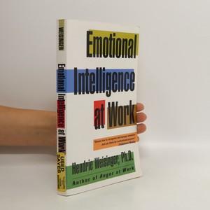 náhled knihy - Emotional Intelligence at Work