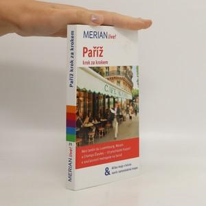 náhled knihy - Paříž. Krok za krokem