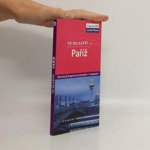 náhled knihy - To nejlepší... Paříž