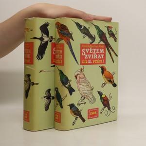 náhled knihy - Světem zvířat. II. díl. Ptáci. 1.-2. část (2 svazky, komplet)