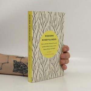 náhled knihy - Modern Mindfulness