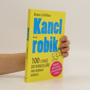 náhled knihy - Kanclrobik. 100 cviků do kanceláře pro dobrou kondici