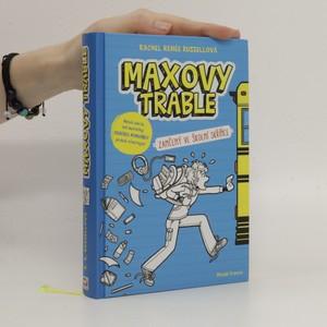 náhled knihy - Maxovy trable. Zamčený ve školní skříňce