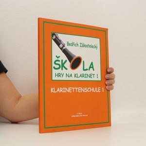 náhled knihy - Škola hry na klarinet 1 - Klarinettenschule 1
