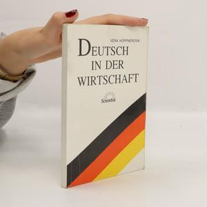 náhled knihy - Deutsch in der Wirtschaft