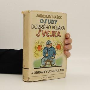 náhled knihy - Osudy dobrého vojáka Švejka. Díl 1.-2. (1 svazek)