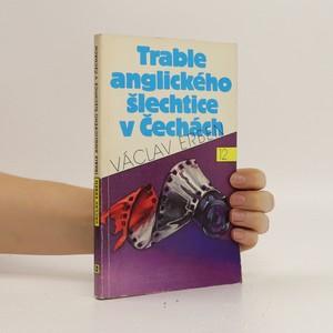 náhled knihy - Trable anglického šlechtice v Čechách