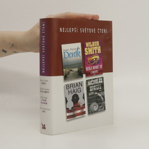 náhled knihy - Deník, Čaroděj, S tichým souhlasem, Útěk do samoty