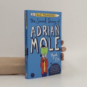 náhled knihy - The secret diary of Adrian Mole aged 13 3/4