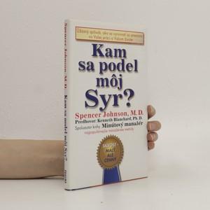 náhled knihy - Kam sa podel môj syr?