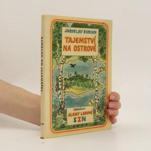 náhled knihy - Tajemství na ostrově