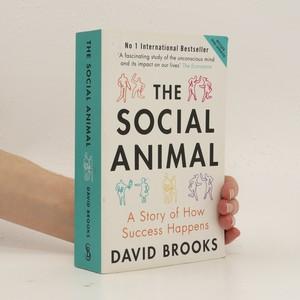 náhled knihy - The social animal