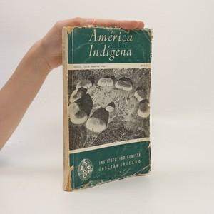 náhled knihy - América indígena