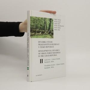 náhled knihy - Dynamika vývoje pralesovitých rezervací v ČR II.