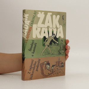 náhled knihy - Študáci a kantoři. Z tajností žižkovského podsvětí.