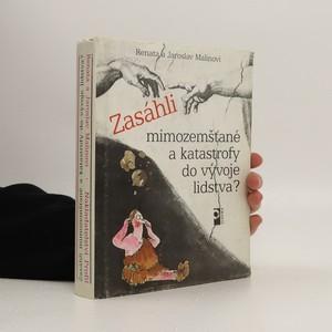 náhled knihy - Zasáhli mimozemšťané a katastrofy do vývoje lidstva?