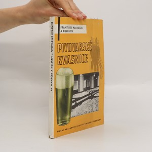 náhled knihy - Pivovarské kvasnice