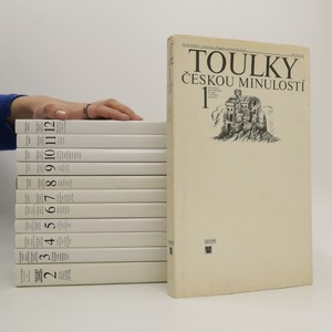 náhled knihy - Toulky českou minulostí. 1.-12. díl (12 svazků)