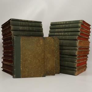 náhled knihy - Aloise Jiráska Sebrané spisy (chybí díl 17) + svazek Alois Jirásek, jeho umělecká činnost, význam a hodnota díla