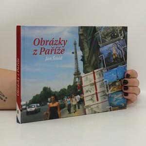 náhled knihy - Obrázky z Paříže