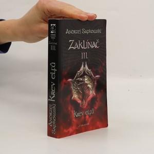 náhled knihy - Zaklínač III., Krev elfů