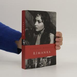 náhled knihy - Římanka