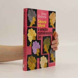 náhled knihy - Šikovná tchyně a smečka rozhněvaných žen