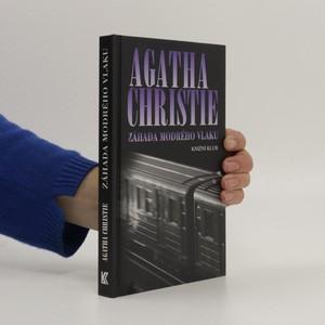 náhled knihy - Záhada Modrého vlaku