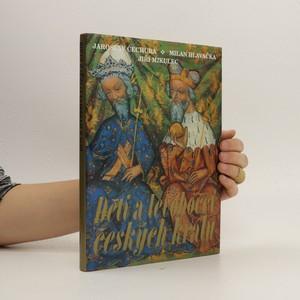 náhled knihy - Děti a levobočci českých králů
