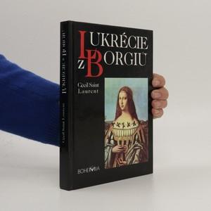 náhled knihy - Lukrécie z Borgiů
