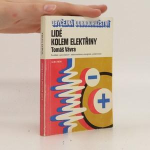 náhled knihy - Obyčejná dobrodružství: Lidé kolem elektřiny