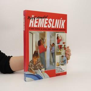 náhled knihy - Nový domácí řemeslník