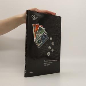 náhled knihy - Československé bankovky, státovky a mince 1919-1992
