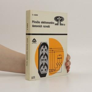 náhled knihy - Příručka elektromontéra domovních rozvodů