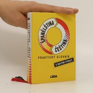 náhled knihy - Španělština - čeština. Praktický slovník