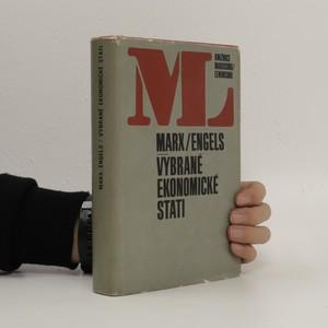 náhled knihy - Vybrané ekonomické stati