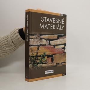 náhled knihy - Stavebné materiály