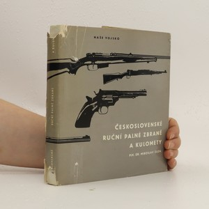 náhled knihy - Československé ruční palné zbraně a kulomety