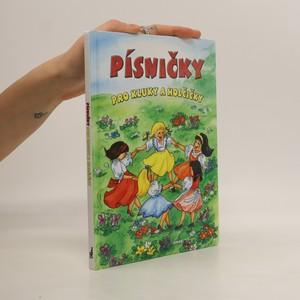 náhled knihy - Písničky pro kluky a holčičky