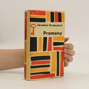 náhled knihy - Prameny