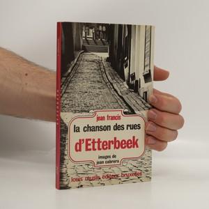 náhled knihy - La chanson des rues d'Etterbeek