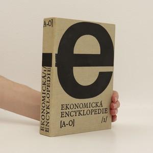 náhled knihy - Ekonomická encyklopedie. 1. svazek A-O
